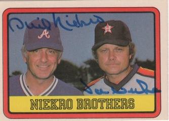 Niekro-brothers